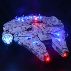 Lepin 05132 Millennium Falcon UCS LED Light Kit*FREE SHIPPING*