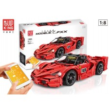 Mould King 13085 RC 1:8 FXX Ferrari (MOC-5902) 2172 Pcs Building Blocks Set *FREE SHIPPING*