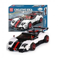 Mould King 13105 Pagani Speed Racing Car (MOC-22208) 960 Pcs Building Blocks Set *FREE SHIPPING*