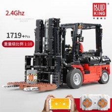 Mould King 13106 Forklift (MOC-3681) 1719 Pcs Building Blocks Set *FREE SHIPPING*