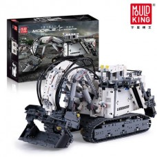 Mould King 13130 RC Liebherr Terex RH400 Mining Excavator (MOC-1874) 4415 Pcs Building Blocks Set *FREE SHIPPING*