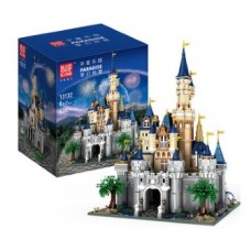 Mould King 13132 Disney Princess Castle (MOC) 8388 Pcs Building Blocks Set *FREE SHIPPING*