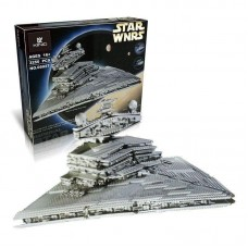 King/Lepin 05027 Imperial Star Destroyer 3250 Pcs (Retired 10030) Star Series Building Block Set *FREE SHIPPING*