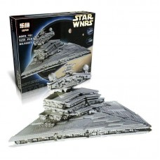 LEPIN 05027 Imperial Star Destroyer 3250 Pcs (retired) Star Wars building block set *FREE SHIPPING*