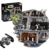 King/Lepin 05035 DEATH STAR II (Old Version retired) Star Series - UCS (Retired 10188) 3803 pcs Building Block Set *FREE SHIPPING*