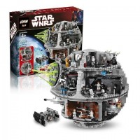 King/Lepin 05035 DEATH STAR II (Old Version retired) STAR WARS - UCS 3804 pieces*FREE SHIPPING*