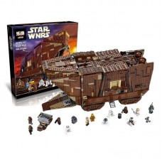 LEPIN 05038 Sandcrawler (retired) Star Wars - UCS *FREE SHIPPING*