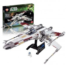 LEPIN 05039 Red Five X-wing Starfighter (retired) Star Wars UCS 1586 pieces*FREE SHIPPING*