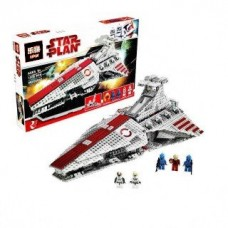 LEPIN 05042 Venator-Class Republic Attack Cruiser (Retired) 1200 pieces Star Wars Building Block Set*FREE SHIPPING*