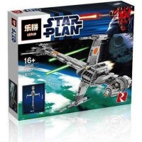 King/Lepin 05045 B-wing Starfighter (Retired in 2012) 1487 pieces - UCS Star Wars*FREE SHIPPING*