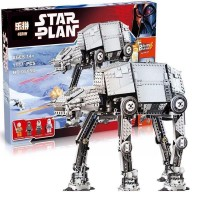 King/Lepin 05050 Motorized Walking AT-AT 1137 pieces (retired) Star Wars *FREE SHIPPING*
