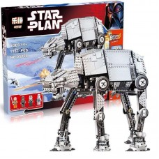 LEPIN 05050 Motorized Walking AT-AT 1137 pieces (retired) Star Wars *FREE SHIPPING*