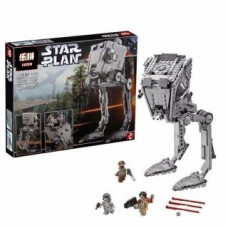 King/Lepin 05052 Imperial AT-ST (Retired )1192 pieces - Star Wars UCS Building Block Set*FREE SHIPPING*