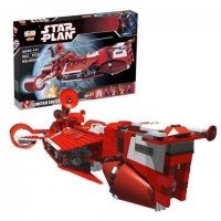 LEPIN 05070 Republic Cruiser (retired-Limited Edition - with R2-R7) Star Wars 963 pieces *FREE SHIPPING*