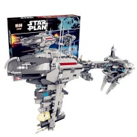 King/Lepin 05083 Redemption - Nebulon-B Escort Frigate - UCS- (77904) 1736 pieces *FREE SHIPPING*