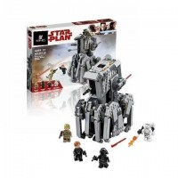 King/Lepin 05126 First Order Heavy Scout Walker (75177) 620 pcs Star Series Building Block Set *FREE* Shipping