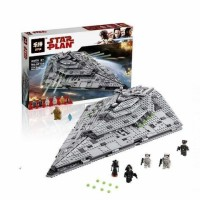 King/Lepin 05131 First Order Star Destroyer 1585 pieces Star Wars building block set*FREE SHIPPING*