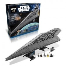 Lepin 05028 Star Destroyer Star Wars UCS 3208 Pcs Star Wars building block set *FREE SHIPPING*