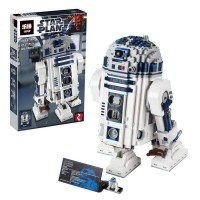 King/Lepin 05043 R2-D2 Star Wars UCS 2127 Pcs (retired) Star Wars*FREE SHIPPING*