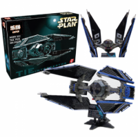 King/Lepin 05044 Star Wars Limited Edition TIE Interceptor 703pcs *FREE SHIPPING*
