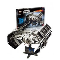 King/Lepin 05055 Vader Tie fighter 1212 PIECES*FREE SHIPPING*