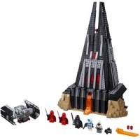 King/Lepin 05152 Darth Vader's Castle Star Wars 1187pcs 75251 Compatible Building Block set