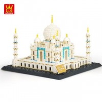 WANGE 5211 Taj Mahal (MOC) 1505 pcs Building Blocks Set *FREE Shipping*