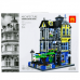 WANGE 6310 Garden Coffee House (MOC) 2313 pcs Building Blocks Set *FREE Shipping*