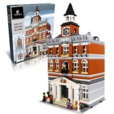 King/Lepin 15003 Town Hall (10224) 2766 Pcs Building Block Set *FREE SHIPPING*
