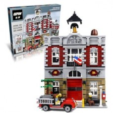 LEPIN 15004 Fire Brigade 2313Pcs Building Block Set *FREE SHIPPING*