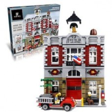 15004 Fire Brigade (10197) 2313 Pcs King/Lepin Building Block Set *FREE SHIPPING*