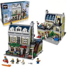 LEPIN 15010 Parisian Restaurant 2418Pcs Building Block Set *FREE SHIPPING*