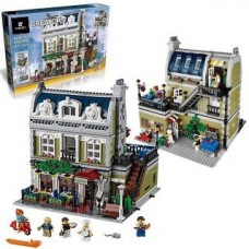 King/Lepin 15010 Parisian Restaurant (10243) 2418 Pcs Building Block Set *FREE SHIPPING*