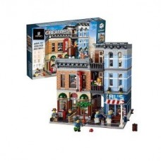 King/Lepin 15011 Detective's Office (10246) 2262 Pcs Building Block Set *FREE SHIPPING*