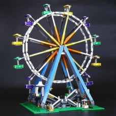 King/Lepin 15012 Ferris Wheel 2478 Pcs (10247) Building Block Set *FREE SHIPPING*