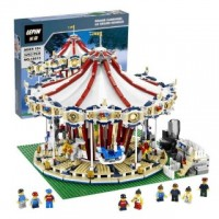 King/Lepin 15013 The Carousel with Power Function 3263Pcs Building Block Set *FREE SHIPPING*