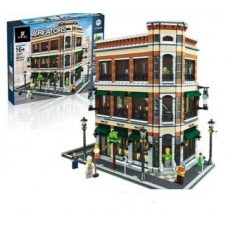 King/Lepin 15017 Starbucks Bookstore Cafe (MOC) 4616 Pcs Building Block Set *FREE SHIPPING*