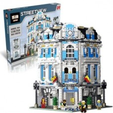 LEPIN 15018 The Sunshine Hotel 3196 Pcs Building Block Set *FREE SHIPPING*
