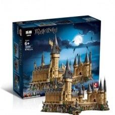 LEPIN 16060 NEW 2018 Hogwarts Castle 6742 pcs Building Block Set *FREE SHIPPING*