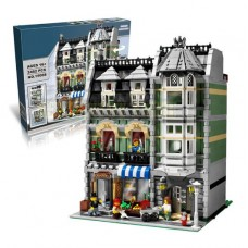 Lepin 15008 Green Grocer 2462 pcs (10185) Building Block Set *FREE Shipping*