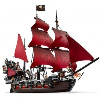 King/Lepin 16009 Queen Anne's Reveage (4195) 1151 Pcs Building Block Set *FREE SHIPPING*