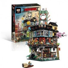 LEPIN 06066 NINJAGO City 4953 pieces building block set*FREE SHIPPING*
