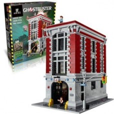 LEPIN 16001 Ghostbusters Firehouse HQ 4695 Pcs Building Block Set *FREE SHIPPING*