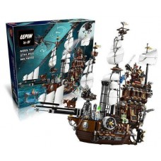 LEPIN 16002 MetalBeard's Sea Cow 2791 pieces (Retired) building block set*FREE SHIPPING*