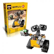 LEPIN 16003 WALL.E (Retired) 687 pieces building block set *FREE SHIPPING*