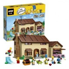 LEPIN 16005 The Simpsons House 2523 pieces building block set *FREE SHIPPING*