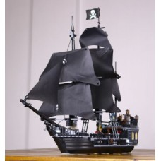 King/Lepin 16006 Pirates of the Caribbean The Black Pearl (Retired 4184) 804 pcs Building Block Set *FREE SHIPPING*
