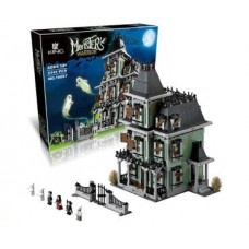 King/Lepin 16007 Monster Fighters Haunted House (Retired) 2141 pieces building block set *FREE SHIPPING*