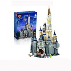 LEPIN/SY 16008 Disney Castle 4080 pieces building block set *FREE SHIPPING*