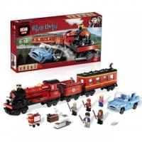 King/Lepin 16031 Harry Potter: Hogwarts Express (Retired) 724 pieces building block set*FREE SHIPPING*